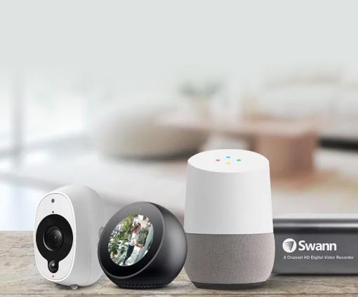 Swann CCTV Kits