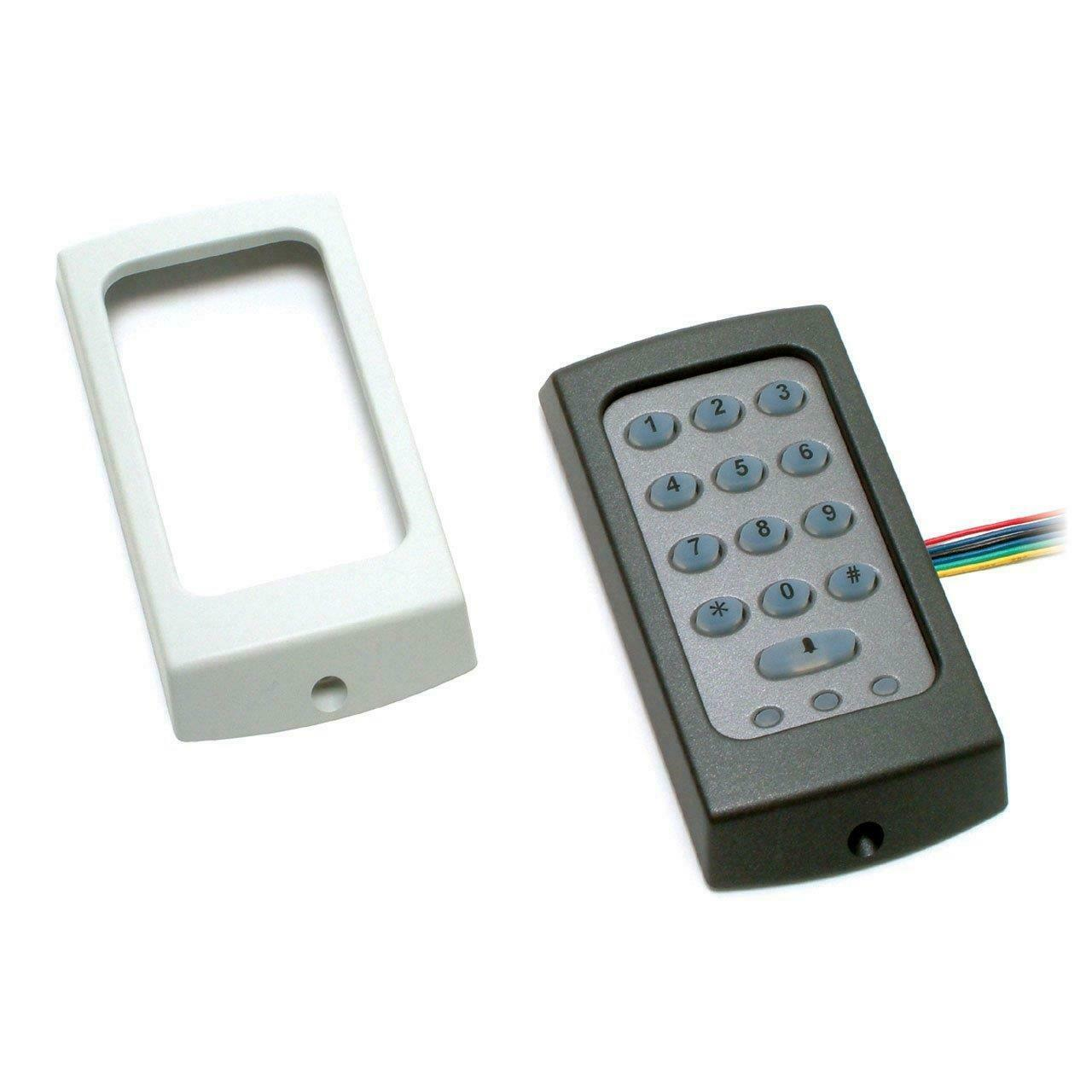 Paxton 351-110-EX K50 Compact Touchlock Keypad for Switch2 and Net2 Systems