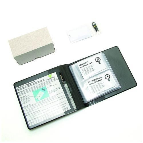 Paxton 820-010A-EX Proximity access card with magnetic stripe