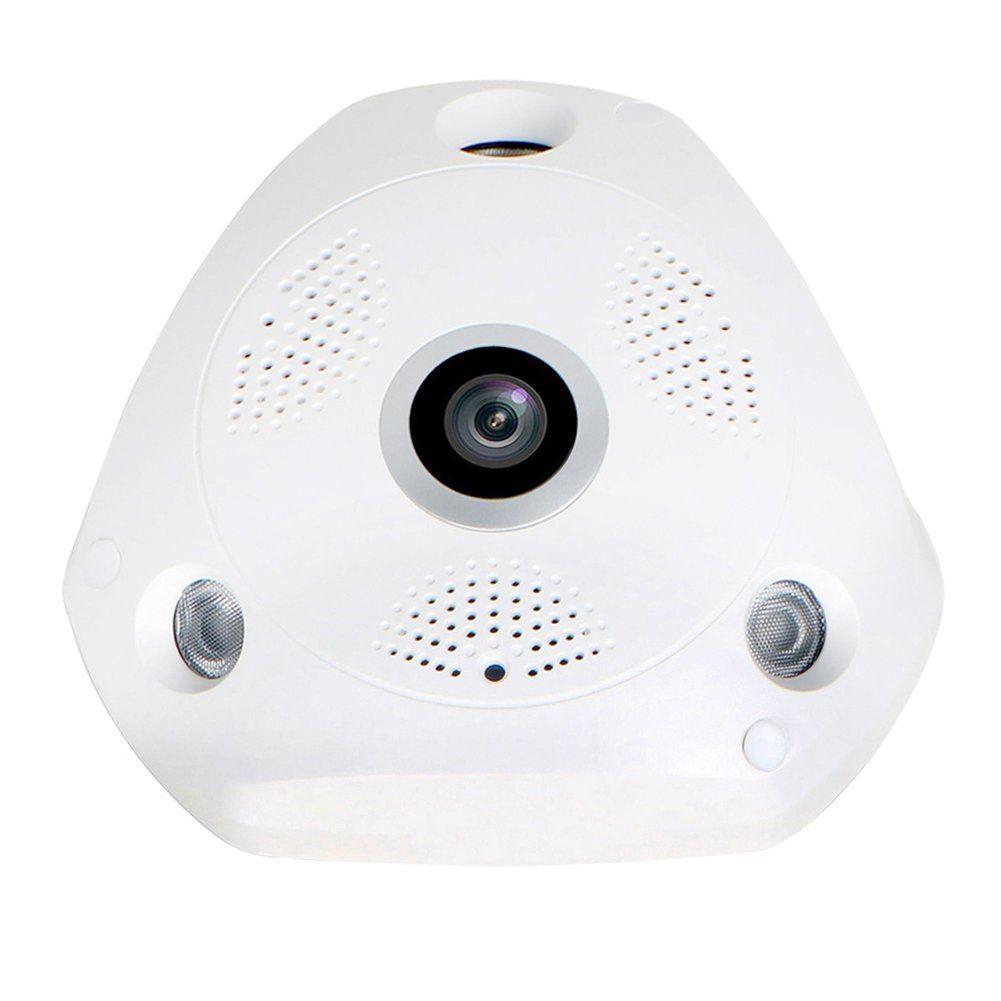 OYN-X CAM-VR-35 360° Panoramic Fisheye VR 5MP IP Wi-Fi Network CCTV Camera