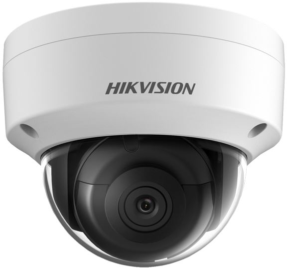 Hikvision 6MP 2.8mm fixed lens internal dome camera with IR & audio/alarm