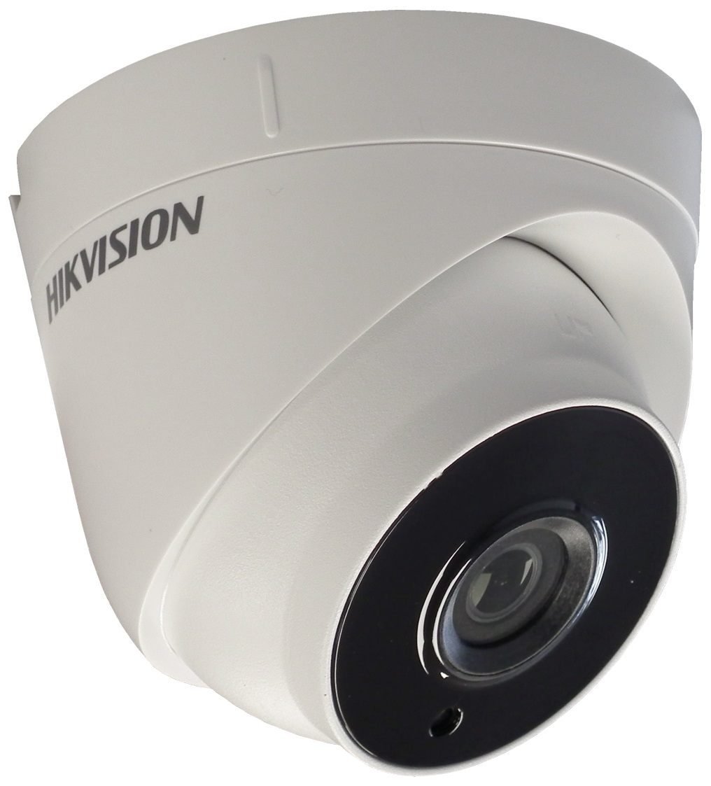 Hikvision 5MP fixed lens PoC EXIR turret camera