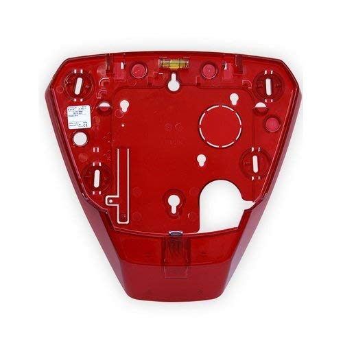 Pyronix FPDELTA-BDA Deltabell Alarm Bell Box Dummy Base for Deltabell Red