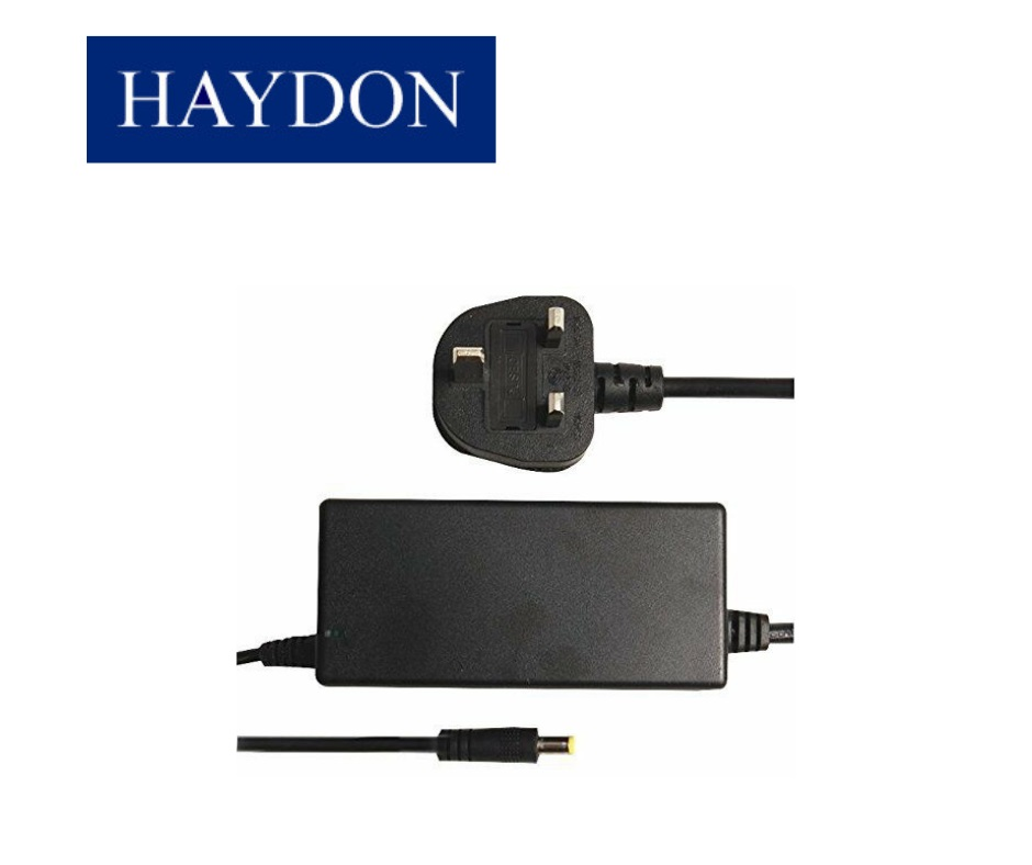 Haydon 12v X 5amp Inline PSU for CCTV Cameras C/W 3.6m Lead And UK Plug