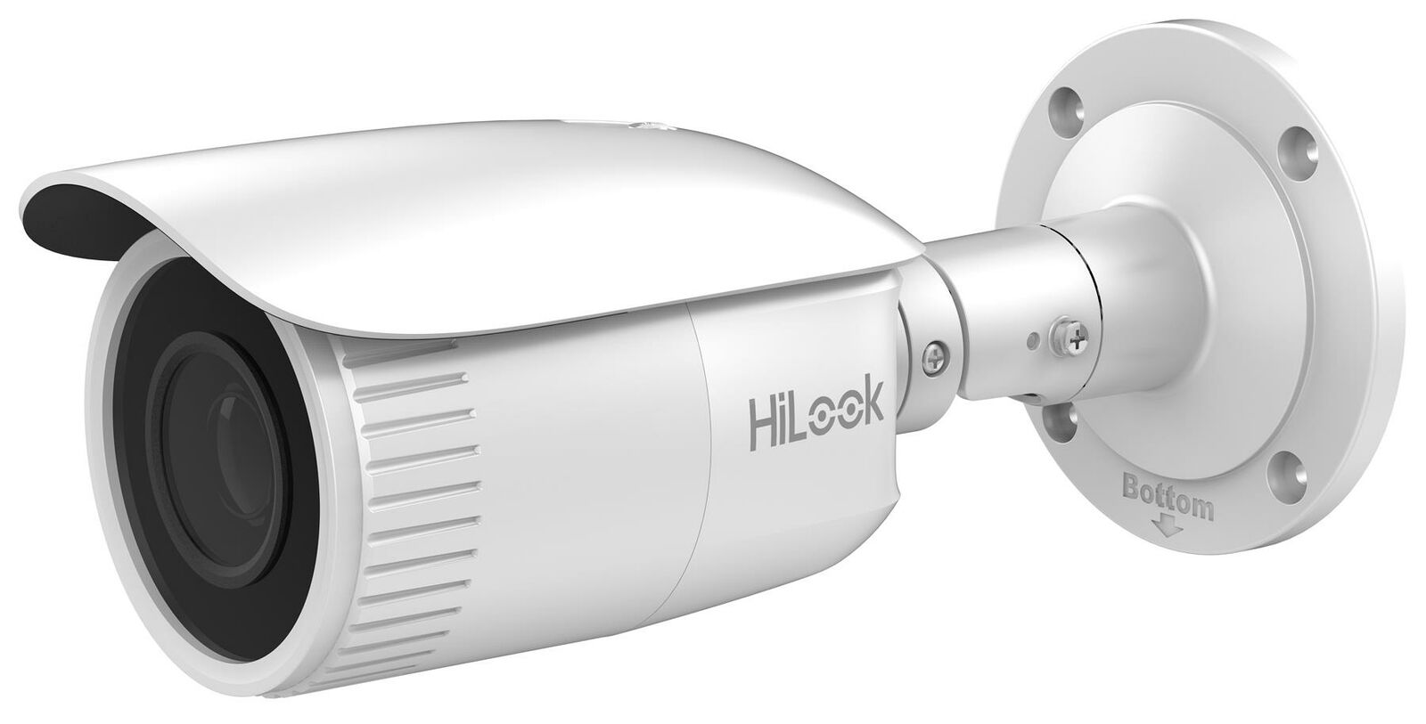 HiLook by Hikvision IPC-B650H-V 5MP IR Varifocal Network IP PoE Bullet CCTV Camera – White