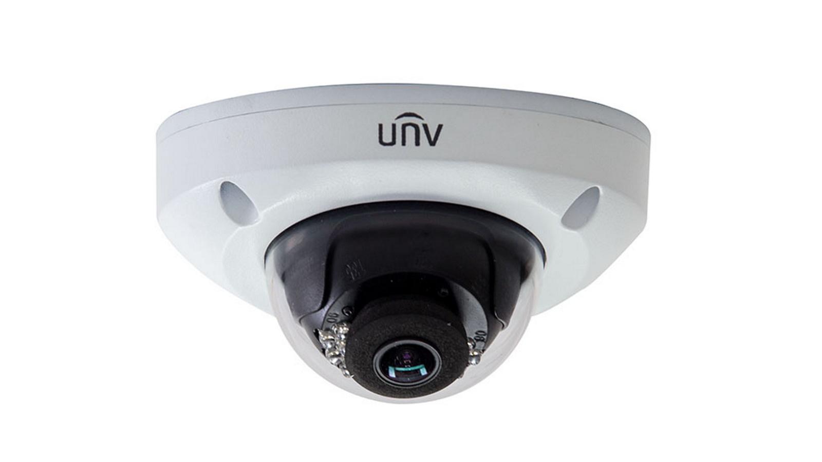 Uniview IPC314SR-DVPF28 security camera IP security camera Dome Ceiling 2592 x 1520 pixels