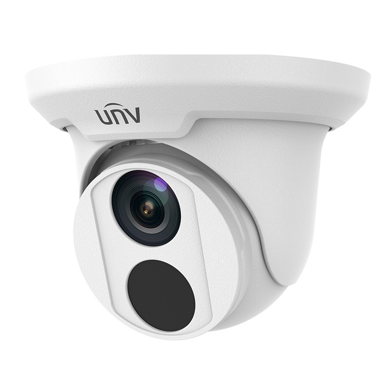 Uniview IPC3615ER3-ADUPF40M security camera IP security camera Outdoor Dome White 2592 x 1944 pixels