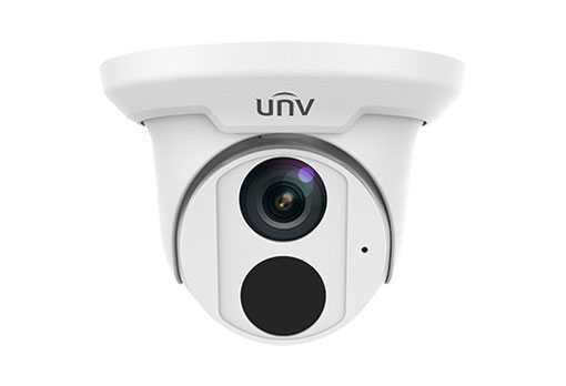 Uniview 5MP WDR StarlightNetwork IR Fixed Dome Camera