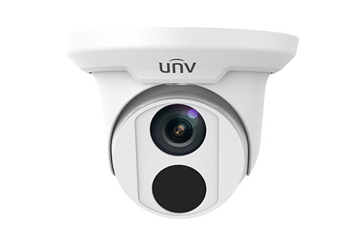 Uniview 8MP Network IR Fixed Dome Camera