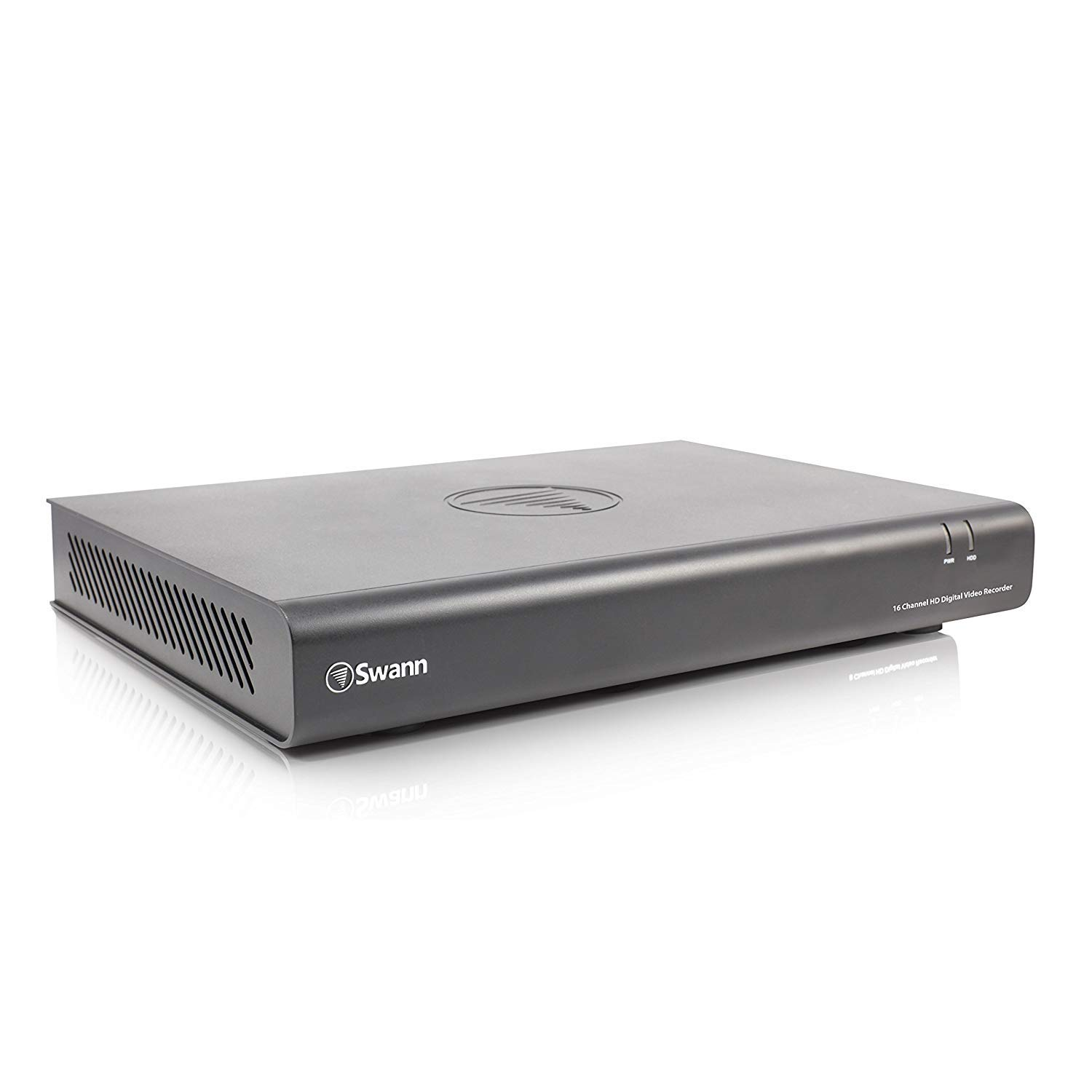 Swann DVR16-4580 16 Channel 1080p Digital Video Recorder CCTV Security 2TB HDD with Smartphone Viewing SRDVR-164580HV-UK