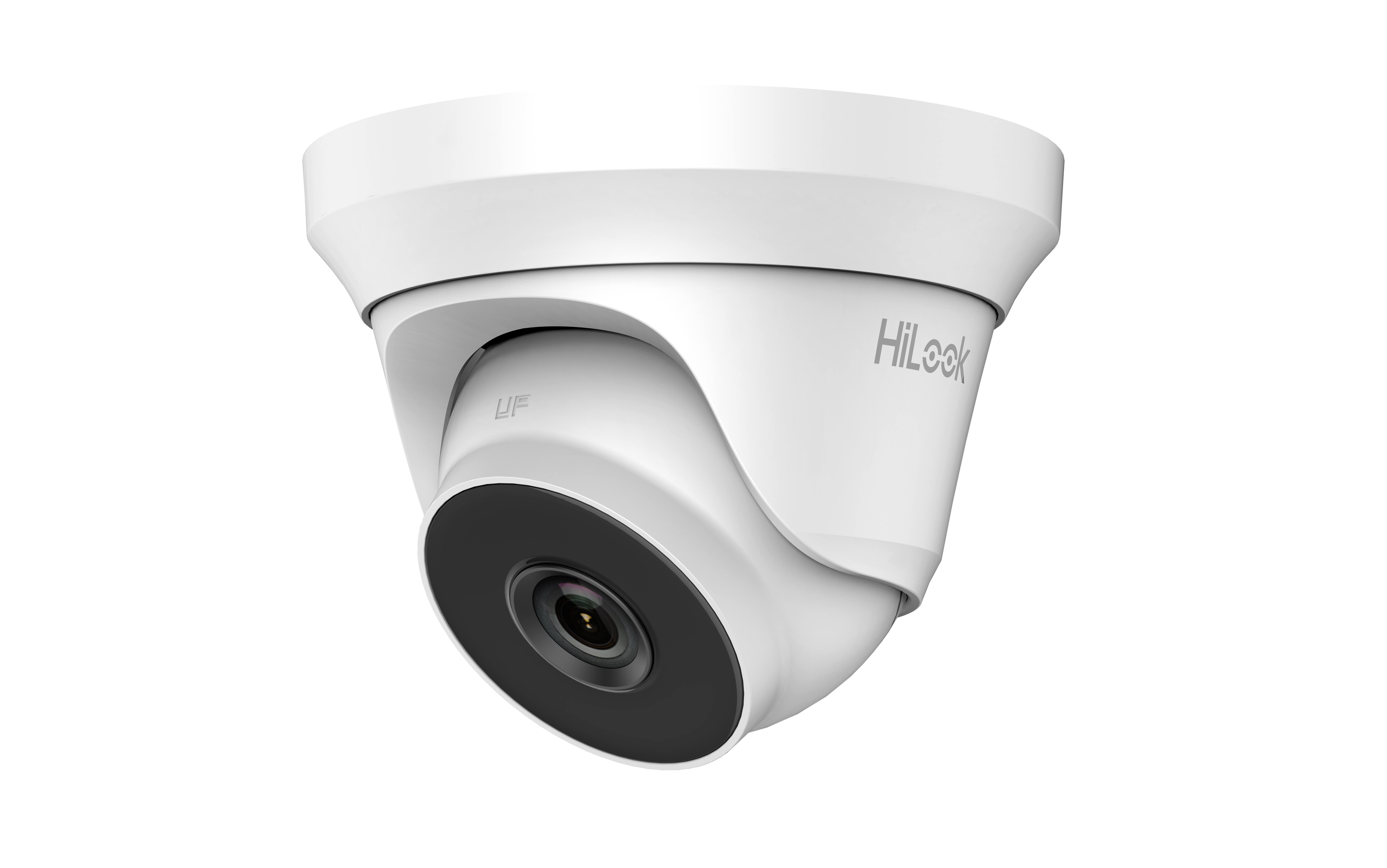 Hikvision HiLook THC-T220-MC 2.8mm 2mp Turbo HD 40m EXIR Turret Indoor/Outdoor 4-in-1 Camera IP66 – White