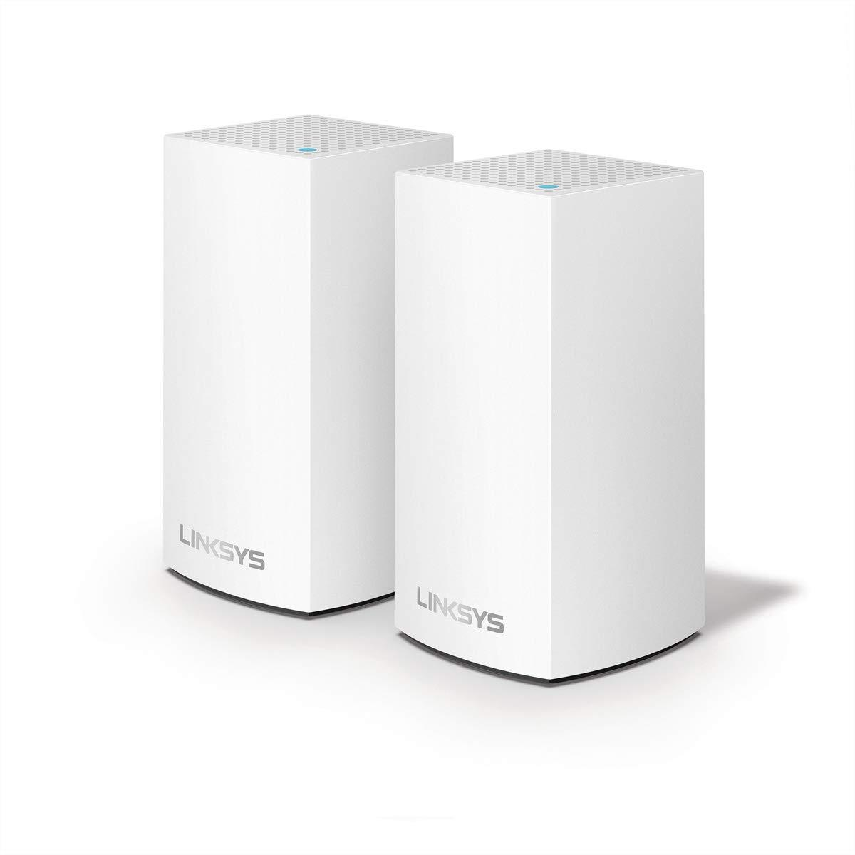 Linksys VLP0102 AC2400 Velop Whole Home Mesh WiFi System Dual-Band 2-Pack