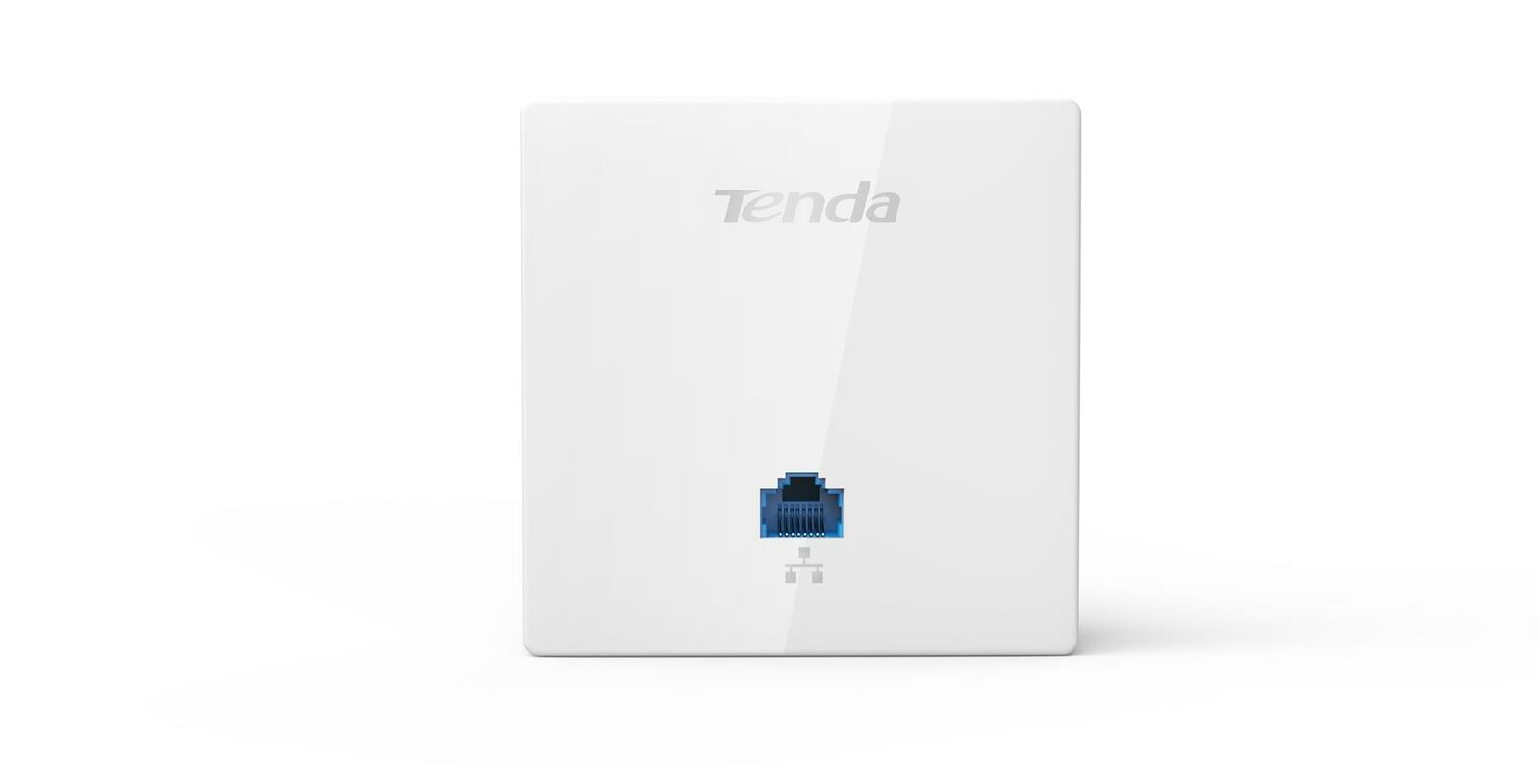 Tenda W9 11AC 1200Mbps Wireless In-Wall Access Point Centralized Managed PoE