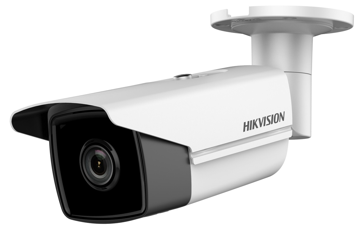Hikvision 2MP fixed lens Darkfighter bullet camera with IR